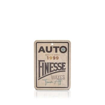 Auto Finesse - Signature Retro Air Freshener