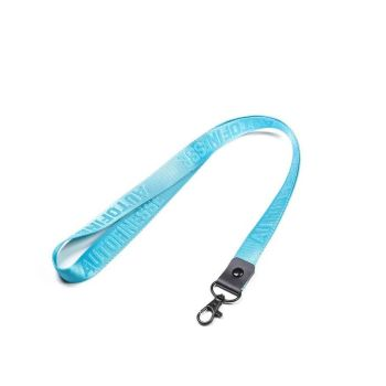 Auto Finesse - Luxury Embossed Lanyard Long Teal