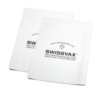 Swissvax Micro Glass Duo Set
