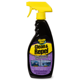Invisible Glass - Glass Cleaner + Rain Repellent 651ml