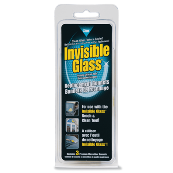 Invisible Glass -  Reach And Clean Bonnet Set