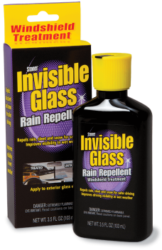 Invisible Glass - Rain Repellent Treatment