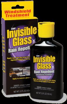 Invisible Glass - Rain Repellent Treatment