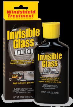 Invisible Glass - Anti-Fog Windshield Treatment