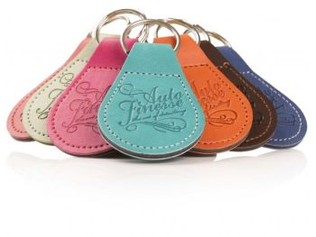 Auto Finesse Leather Keyring