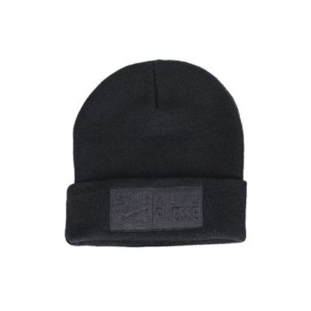 Auto Finesse - The Double Stack Beanie Black