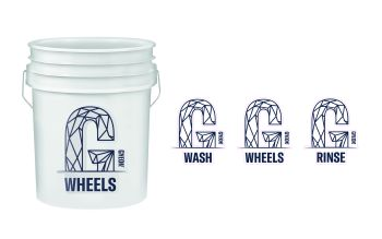 Gyeon - Wash Bucket Stickers (set of 30 pcs)