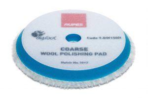 RUPES High Performance Coarse Wool Polishing Pad 130mm/145mm (5inch)