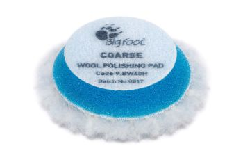 Rupes Blue Coarse Wool Polishing Pad - 40mm