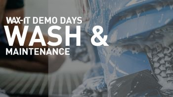 Demoday Wash & Maintenance - 14/11/20