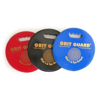 Grit Guard Seat Cushion / Kneeling Pad Black