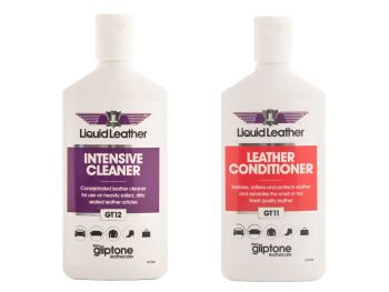 Gliptone Liquid Leather Cleaner & Conditioner