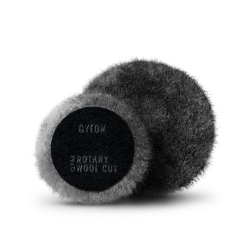 GYEON Q2M Cut - Rotary Wool - 80mm - 2-pack