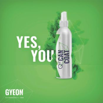 Gyeon Banner / Yes, you Can Coat 100 x 100