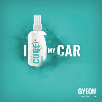 Gyeon Banner / I Cure my car 100 x 100