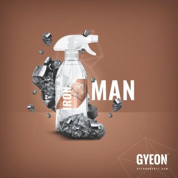 Gyeon Banner / Iron Man 100 x 100