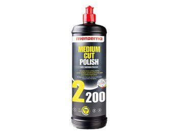 Menzerna 2200 Medium Cut Polish - 1L