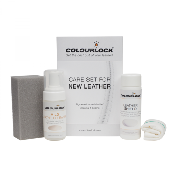 Colourlock - New Leather Care Kit