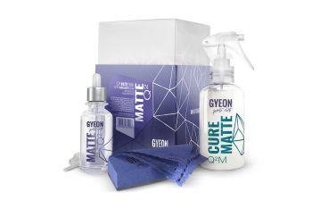GYEON Q2 Matte + Q2M Cure Matte