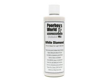Poorboys White Diamond Glaze