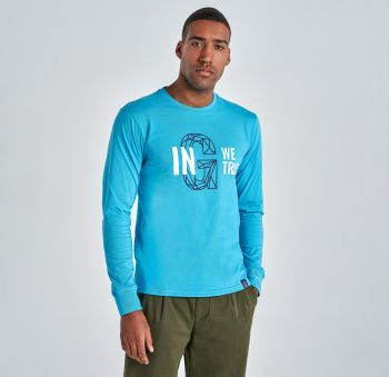 Gyeon Long sleeve light blue