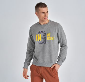 Gyeon Crew neck grey