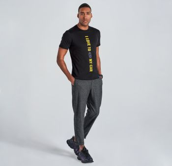 Gyeon T-shirt Black