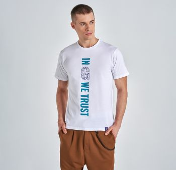Gyeon T-shirt White