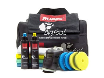 Rupes Bigfoot LHR 75E - Deluxe Kit