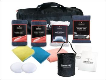 Swissvax Clean Wash and Tool Bag