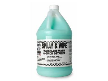 Poorboys Spray & Wipe