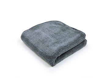 Swissvax Micro Fluffy Towel Grey