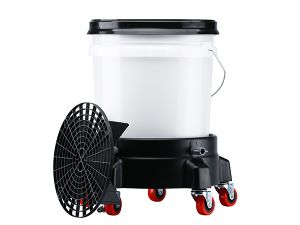 Grit Guard - The Ultimate Bucket System by WAX-IT