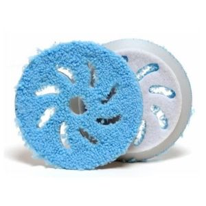 Rupes Blue Microfiber Cutting Discs