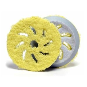 Rupes Yellow Microfiber Finishing Discs