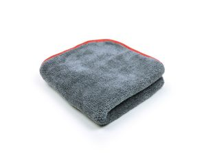 Swissvax Micro Fluffy Towel Red